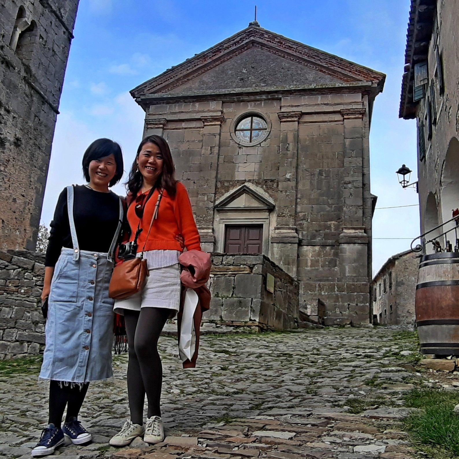 Smallest city Hum Istria day trip
