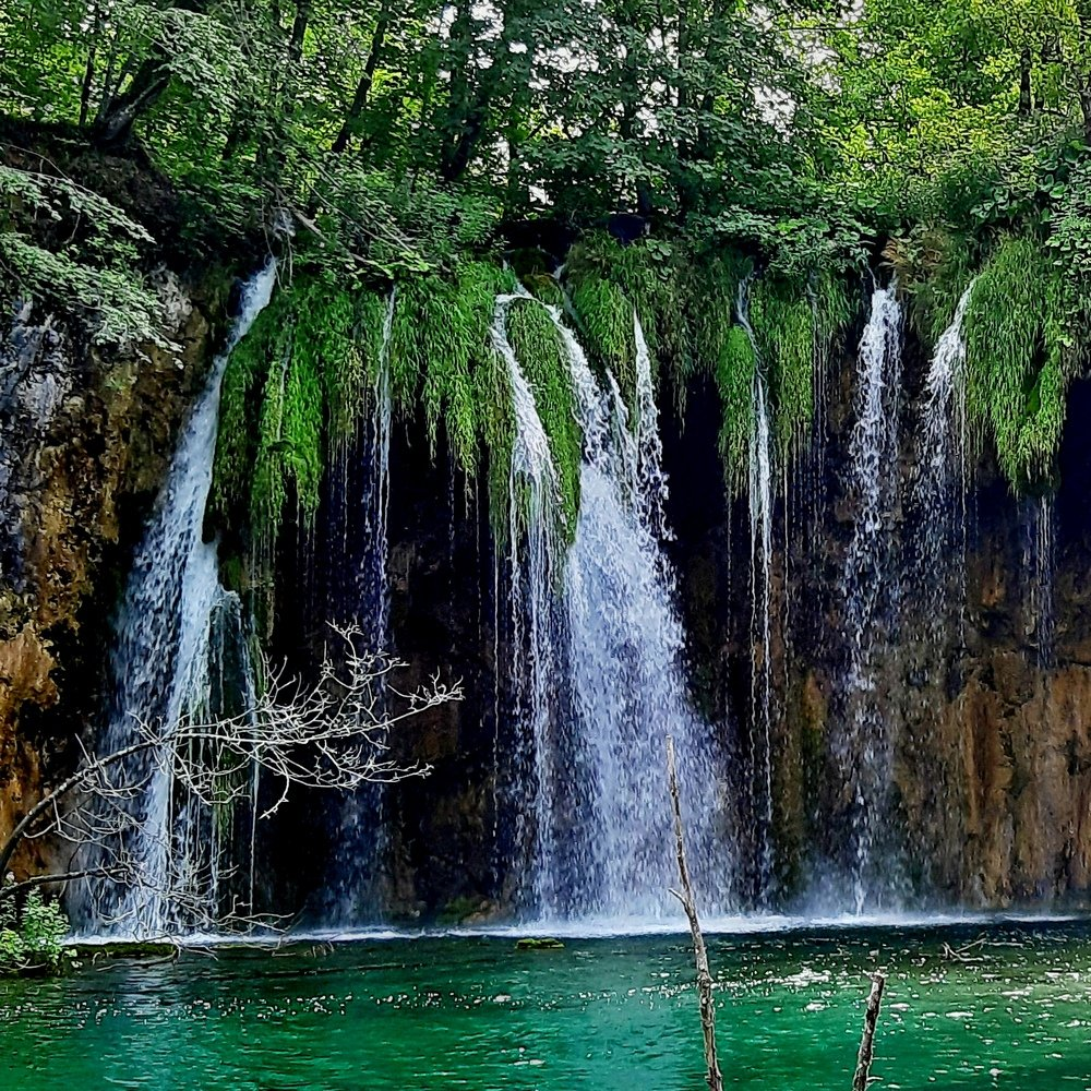 Day trip to Plitvice Lakes National park numerous waterfalls and lakes