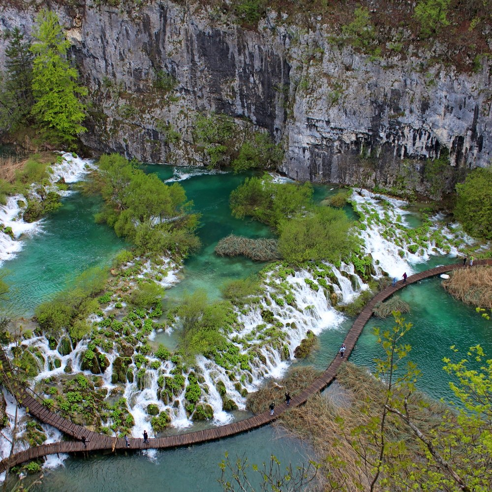 Zagreb City Break - Plitvice lakes day trip