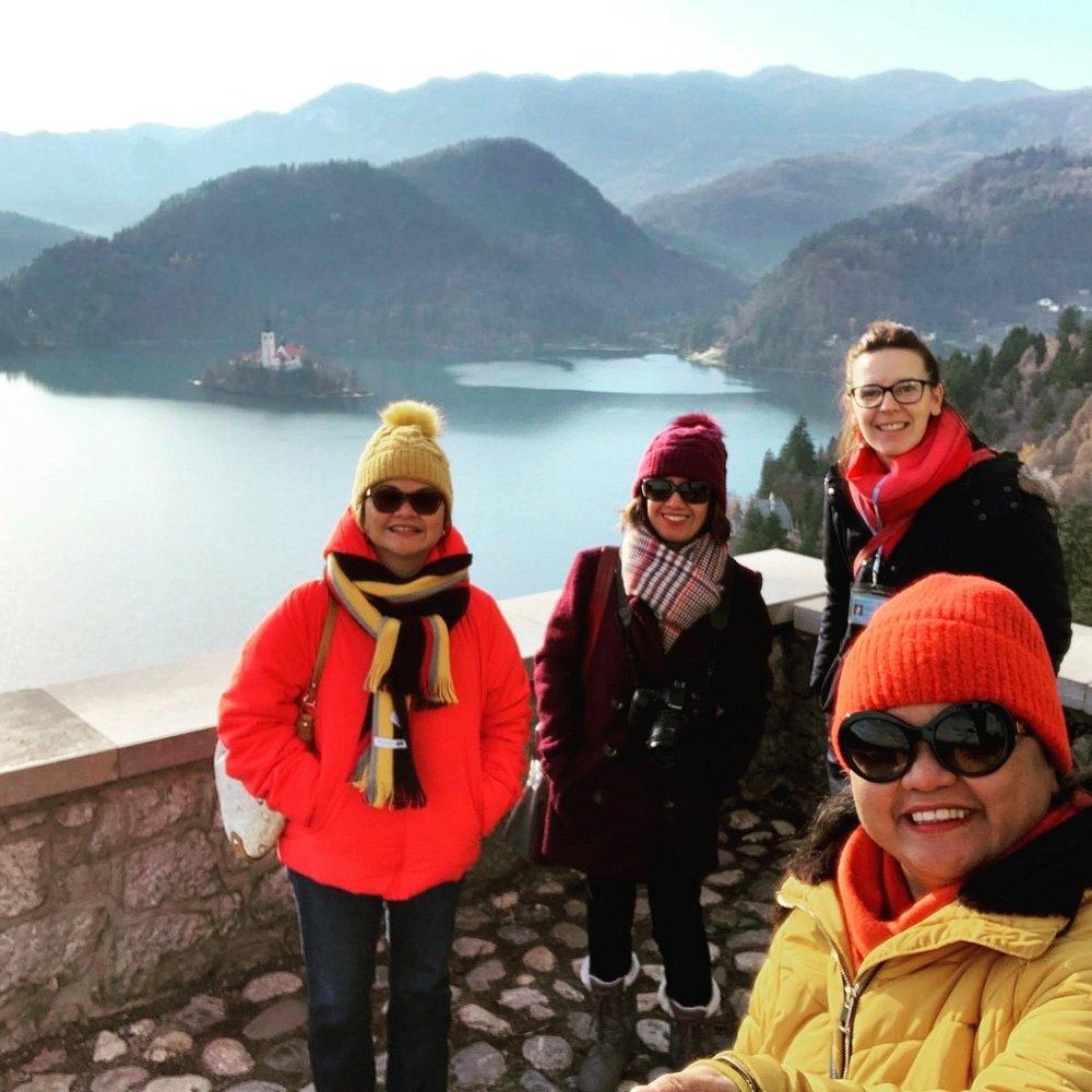 Viatica travel Bled Slovenia trip