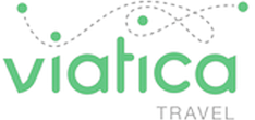 Viatica Travel Logo