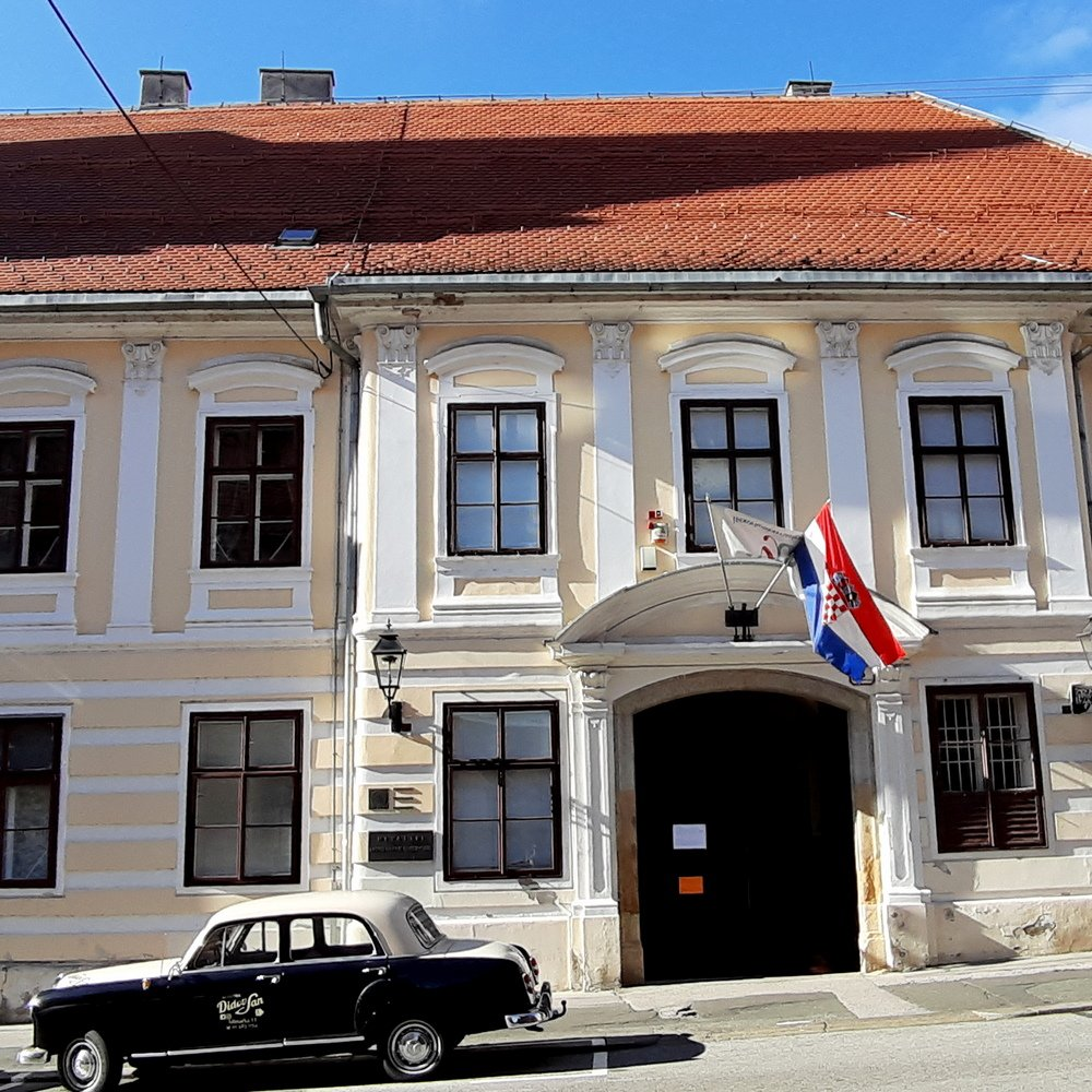 Zagreb Upper city streets highlights