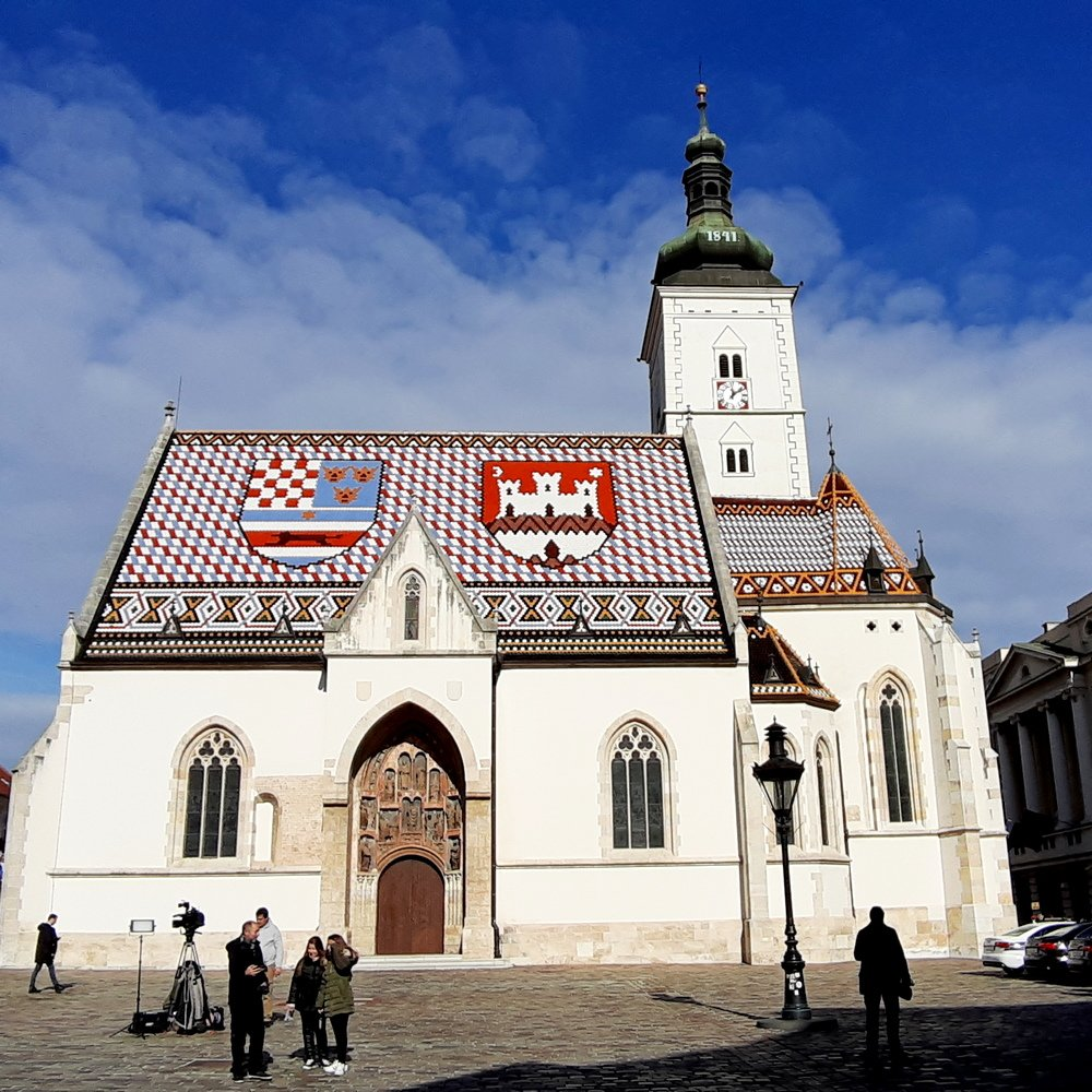 Zagreb City Break - upper city sightseeing
