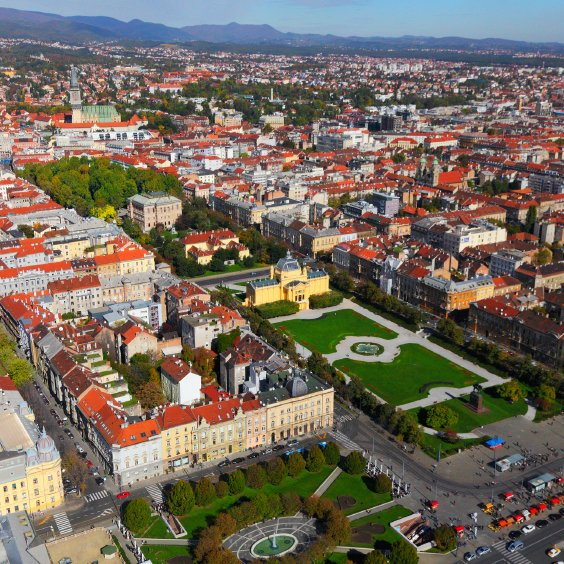 Lenuzzijeva potkova Zagreb